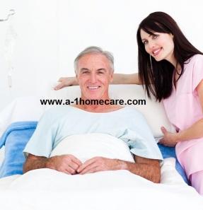 24 hour care in pico rivera a1 home care